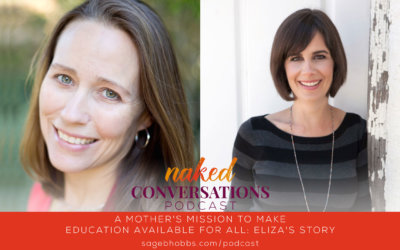 EP15: A Mother's Mission to Make Education Available for All: Eliza's Story