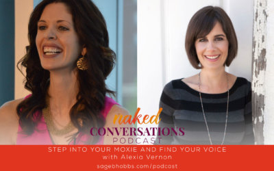 EP19: Step into Your Moxie and Find Your Voice with Alexia Vernon