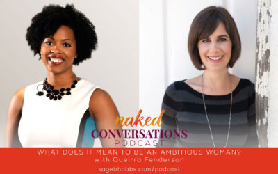 EP 31: What Does It Mean to Be an Ambitious Woman?