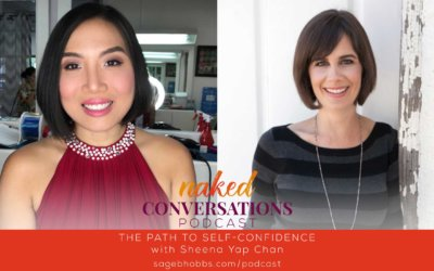 EP 33: The Path to Self-Confidence with Sheena Yap Chan