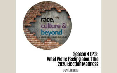 Season 4 EP 3: What We're Feeling about the 2020 Election Madness