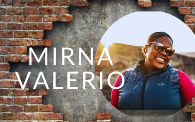 Season 5 E7: Mirna Valerio: Breaking Boundaries on Size, Race, and Running
